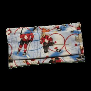 Masque COVID-19 hockey canada