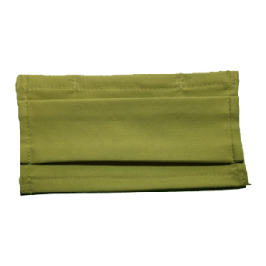 Masque COVID-19 vert armée