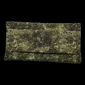 Masque COVID-19 vert feuillage
